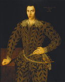 LORD POWIS, Anglo-Flemish (English) 1595 William Herbert, first Lord Powis 1574 - 1656