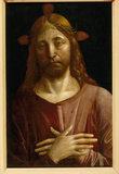 `ECCE HOMO' by Vincenzo Foppa (circa 1427/30 - circa 1516)
