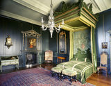 Princess Victoria's Room in the Treasurer's House, York, named for Ed