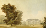 THE NORTH FRONT OF BELTON HOUSE after the house was remodelled by James Wyatt in the 1770s