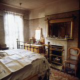 View of the Parents&#039; Bedroom in Mr Straw&#039;s House