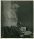 Apparition of a ghost