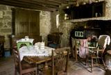 The Kitchen at Plas yn Rhiw, Pwllheli, Gwynedd