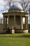 The eighteenth-century Tuscan Temple at Rievaulx Terrace & Temples, North Yorkshire
