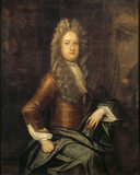 Portrait of SIR ARCHER CROFT, 2nd BARONET, in the Gallery at Croft Castle