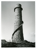 Tower with External Staircase