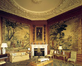 The Tapestry Room at Belton House