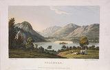A print of Grasmere at Townend, Troutbeck,  Cumbria
