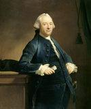 RICHARD WILLIS (1724-1780) attrib Pine or Hoare