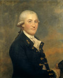 VICE-ADMIRAL SIR WILLIAM FAIRFAX [1739-1813] attributed to Sir William Beechey [1753-1839]