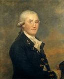 VICE-ADMIRAL SIR WILLIAM FAIRFAX [1739-1813] attributed to Sir William Beechey [1753-1839]