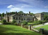 Ilam Hall (now let to YHA), Ilam Park, Derbyshire