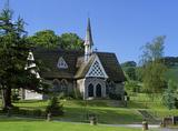 Ilam Village School, Ilam Park, Derbyshire