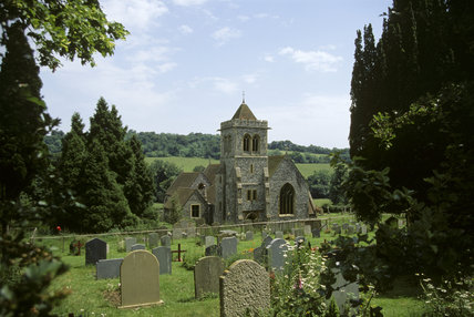 Hughenden Church of Saint Michael and all Angels