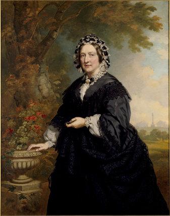AMELIA ANNE LADY HOOD, by J