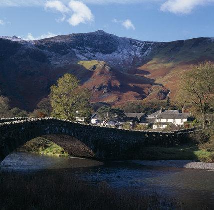 The bridge at Grange-in-Borrowdale