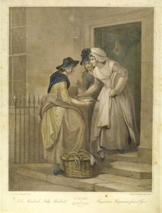 NEW MACKEREL, NEW MACKEREL by Francis Wheatly (1747-1801) after N