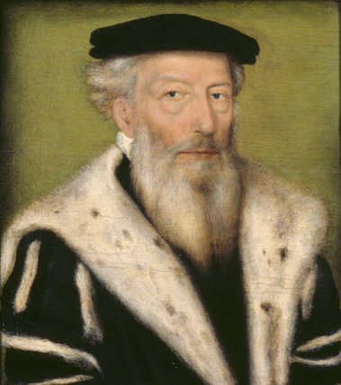 HENRY II OF FRANCE, style of Corneille de Lyon (active 1533/4-1574) from the Corridor at Polseden Lacey