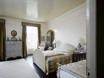 Agatha Christie S Bedroom At Greenway Devon Which Was