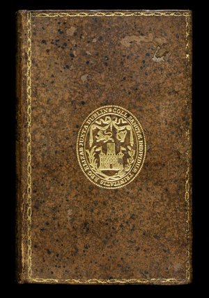 Trinity college dublin thesis binding
