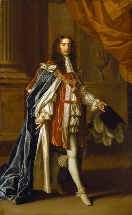 WILLIAM III by Willem Wissing (1653-1687)