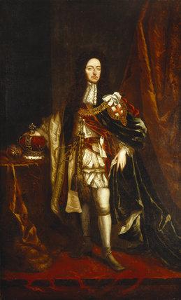 PORTRAIT OF WILLIAM III, English School