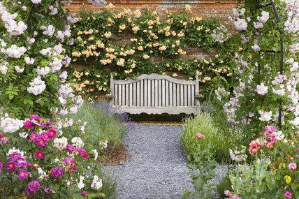 Mottisfont Abbey Gardens - Great British Gardens