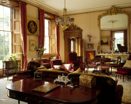 The Drawing Room Argory Argory At National Trust