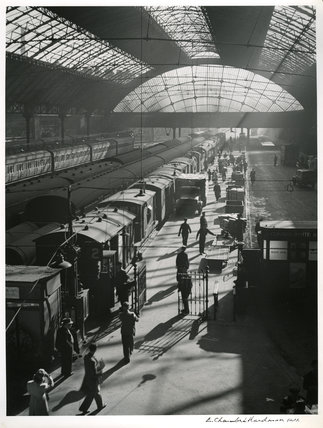 Central station in the 1960s e chambre hardman collection for Chambre hardman