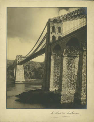 Telford's Menai Bridge