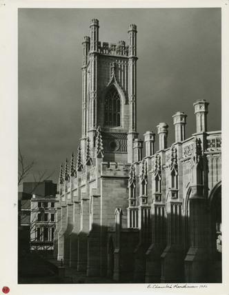 St Lukes Church - East Façade & Tower