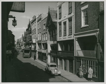 Foregate Street Rows