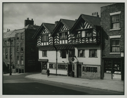 Kingshead inn chester e chambre hardman collection at for Chambre hardman