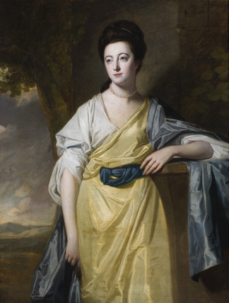 Of p bold and wife to thomas hunt by george romney 1734 1802
