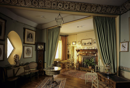The Drawing Room at A la Ronde