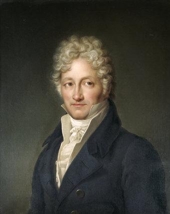 PORTRAIT OF THE DUC DE ROHAN CHABOT, after Francois Pascale Gerard