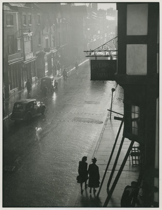 Rainy Day in Chester
