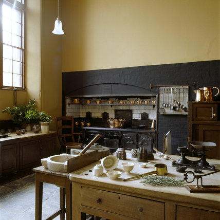 View of The Kitchen at Charlecote Park