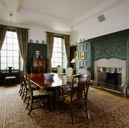 The Dining Room at Standen
