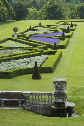The Parterre at Cliveden, Maidenhead, Buckinghamshire