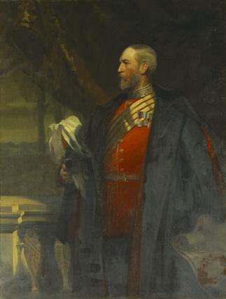 ADELBERT, 3RD EARL BROWNLOW (1844-1921)