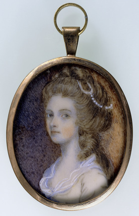 Miss St Aubyn Catherine Mrs John Molesworth Portrait