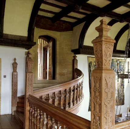 Barrington Court - The Upper Landing