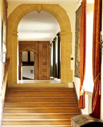Barrington Court - Upstairs Corridor