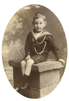 Edward chambr hardman as a child for Chambre hardman