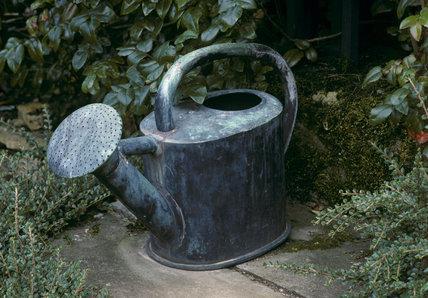 Hidcote Manor Garden - Watering Can
