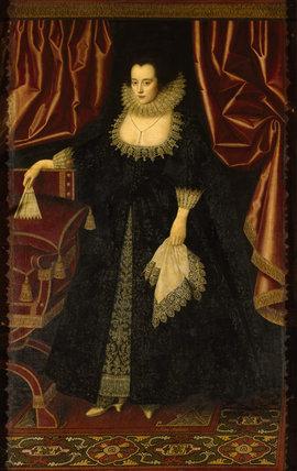 `LADY SEYMOUR' attributed to William Larkin