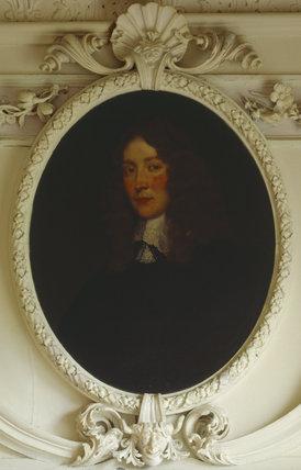 BARRINGTON BOURCHIER, unknown English artist, c.1650-5