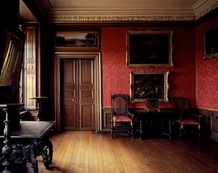The interior of the Duke's Dressing Room