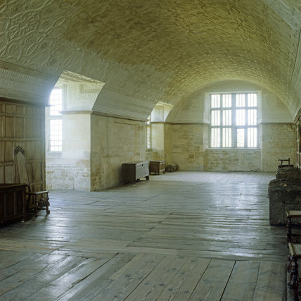 The Long Gallery at Chastleton House